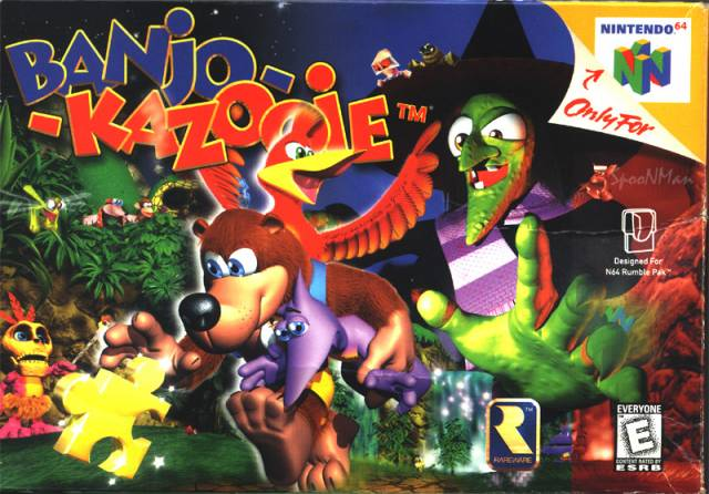 Banjo Kazooie Everything And The Kitchen Sink Download